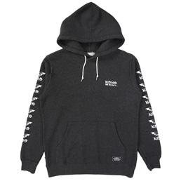 NH Classic-S / C-Hooded LS - Charcoal
