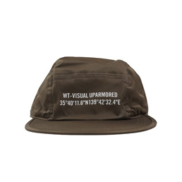 Wtaps T-7 02 Cap. Poly Taffeta - Olive Drab