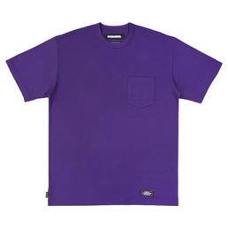 NH Smooth SS T-Shirt Purple
