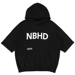 NH Hooded Sweat Black