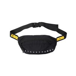 NH Waist Bag / Woven - Black