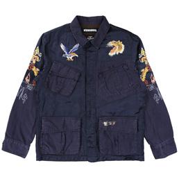 NH Souvenir Jacket Navy