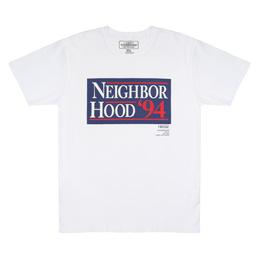 NH 94 SS T-Shirt White