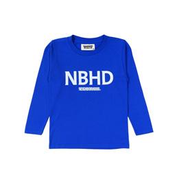 NH F&F / C-Tee . LS - Blue