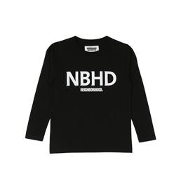 NH F&F / C-Tee . LS - Black