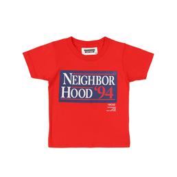 NH 1/3 94 SS T-Shirt Red