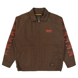 NH Drizzler / EC-Jacket - Brown