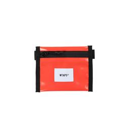 Wtaps Mag Coin Case. Poly - Orange