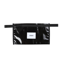 Wtaps Mag Pouch. Poly - Black