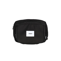 WTAPS Bandreel Bag Nylon Cordura® Black