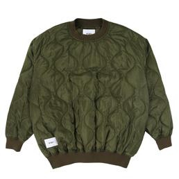 WTAPS WLS / Jacket. Nylon. Ripstop - Olive Drab