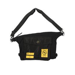 NH Chest Shoulder Bag - Black