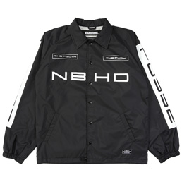 NH Brooks Jacket Black/White