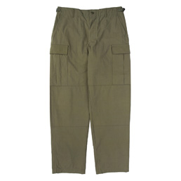 Wtaps WMILL 01 Trousers. Nyco Ripstop - Olive Drab