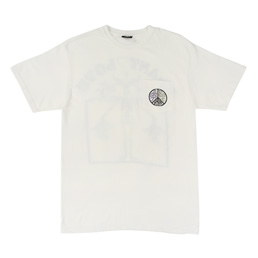 Stussy Plant Love Pig. Dyed Tee - Natural