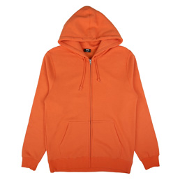 Stussy Camo Stock Zip Hood