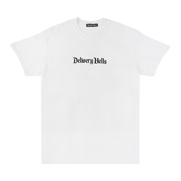 Delivery Hells T-Shirt White