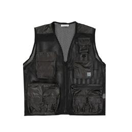 Flagstuff Mesh Vest - Black