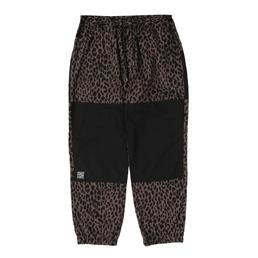 "Flagstuff ""Leopard"" Easy Pants - GreyxBlack"