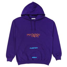 """Flagstuff """"Supper"""" Hoodie - Purple"""