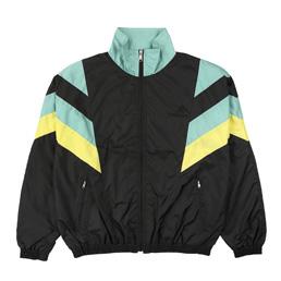 Flagstuff Warm Up Jacket Black