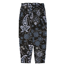 Flagstuff Paisley Pants Black