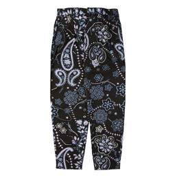 Flagstuff Paisley Pants Black