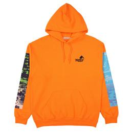 Flagstuff Scorpion Hoodie Orange