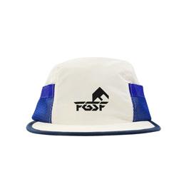 Flagstuff Side Mesh Cap White