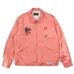 Wacko Maria Vietnam Jacket Pink