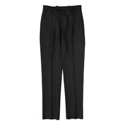 Wacko Maria Pleated Trousers Black