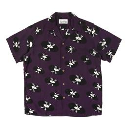 Wacko Maria Hawaiian S/S Shirt 5 Purple