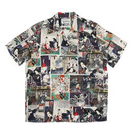 Wacko Maria Hawaiian S/S Shirt 13 Multi