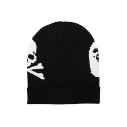 BAPE x MMJ Knit Cap Black