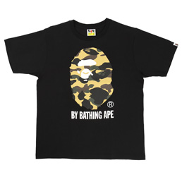 BAPE 1st Camo By Bathing Tee Black