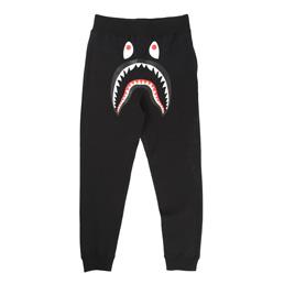 BAPE Shark Slim Sweat Pants Black
