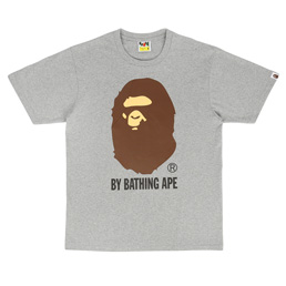 BAPE By Bathing T-Shirt Grey