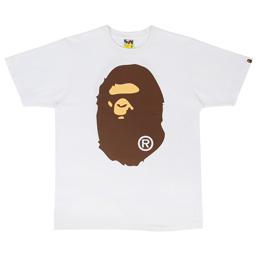 BAPE Big Ape Head T-Shirt White
