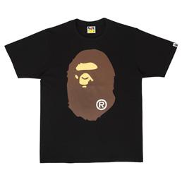 BAPE Big Ape Head T-Shirt Black