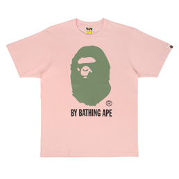 BAPE Colors By Bathing T-Shirt Pink