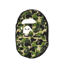 BAPE ABC Ape Head Cushion Green