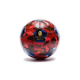BAPE Colour Camo Soccer Ball Multi