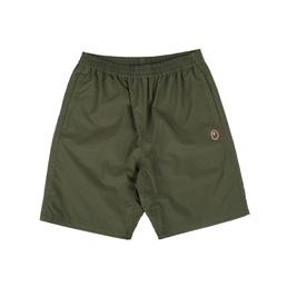 BAPE Track Shorts Olive Drab