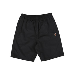 BAPE Track Shorts Black