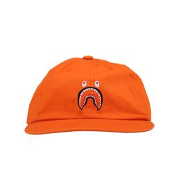 BAPE Shark Panel Cap Orange