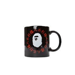 BAPE Kanji Logo Mug Black