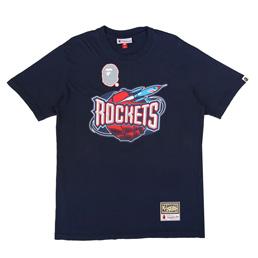 BAPE Rockets T-Shirt Navy