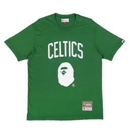BAPE Celtics T-Shirt Green