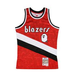 BAPE Blazers ABC Basketball Jersey