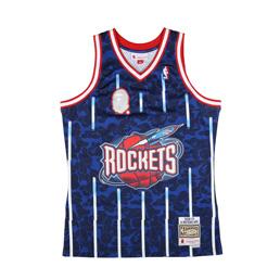 BAPE Rockets ABC Basketball Jersey